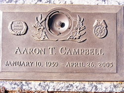 Aaron Troy Campbell