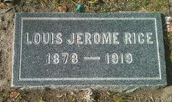 Louis Jerome Rice