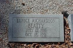 Eunice <i>Richardson</i> Beatty