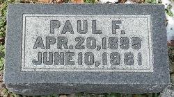 Paul F. Allison