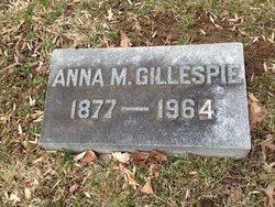 Anna M Gillespie