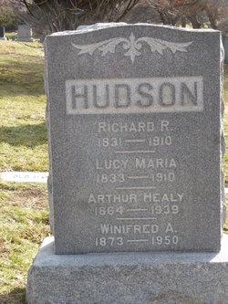 Lucy Maria <i>Branch</i> Hudson