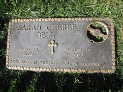 Sarah Cheree Bell