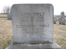 Elizabeth Bible