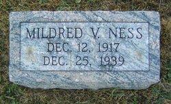 Mildred V. Ness