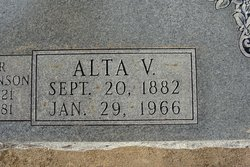 Alta Virginia Nelson