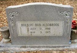 Holbert Alsobrook