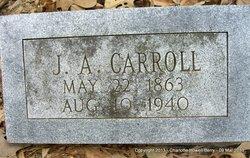 John A Carroll