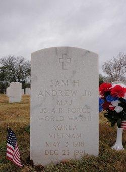 Sam Houston Andrew, Jr