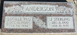 Barbara Lucille <i>Gowans</i> Anderson