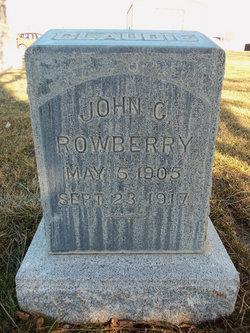 Claudius John Rowberry