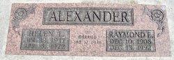 Helen <i>Libby</i> Alexander