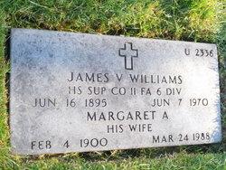 Margaret A Williams