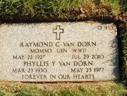 Phyllis Yvonne Van Dorn