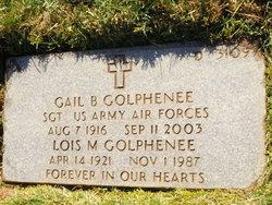 Lois Sophia <i>Monroe</i> Golphenee