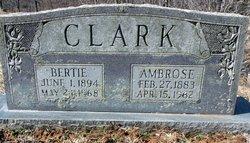 Ambrose Junior Clark