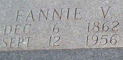 Fannie <i>Vontress</i> Roberts