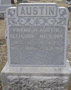 Mary Ellen Mollie <i>Hayes</i> Austin