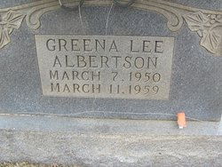 Greena Lee Albertson