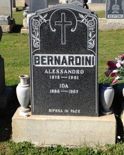 Ida <i>Bernardi</i> Bernardini