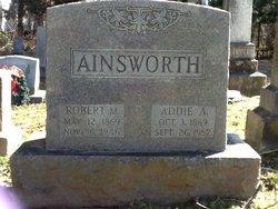 Adeline Amelia Addie <i>Stickel</i> Ainsworth
