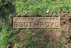 Joseph Howard Boothroyd