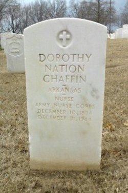 Dorothy Nation Chaffin