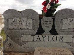 Gerald E. Taylor
