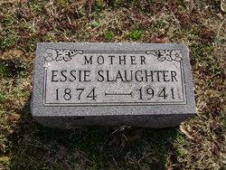 Estelle Essie <i>Roberson</i> Slaughter