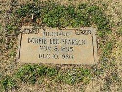 Bobbie Lee Pearson