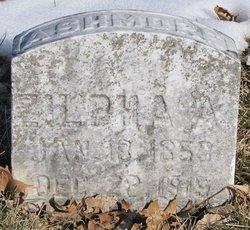 Zilpha Ann Anna <i>Beard</i> Ashmore