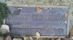 William Way Allison