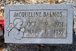 Jacqueline Louise Balmos