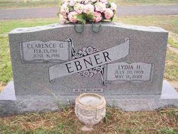 Lydia Helen Lena <i>Foerster</i> Ebner