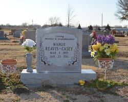 Margie Ann <i>Reavis</i> Casey