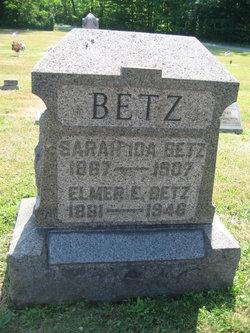 Sarah Ida <i>Brinker</i> Betz