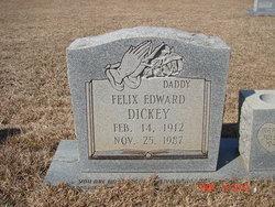 Felix Edward Dickey