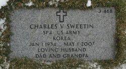 Charles V Sweetin