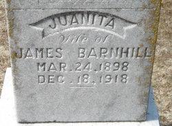 Juanita <i>King</i> Barnhill