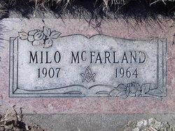 Milo McFarland