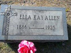 Ella Kay <i>Gray</i> Allen