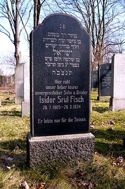 Isidor Srul Fisch