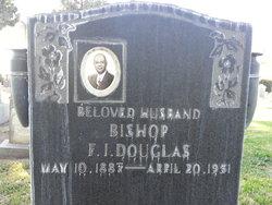 Bishop F. I. Douglas