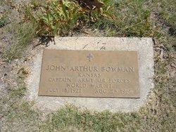 John Arthur Bowman, Jr