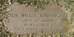 Joe W. Thurmond