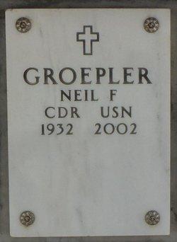 Neil F Groepler