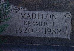 Madelon <i>Kramlich</i> Baum