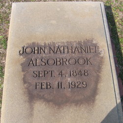 John Nathaniel Alsobrook