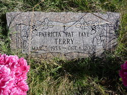 Patricia Faye Terry