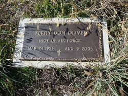 Terry Don Oliver